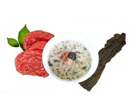 쇠고기 미역 발효쌀죽 프리믹스