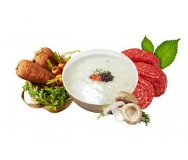 쇠고기 야채 미음(스프) 프리믹스